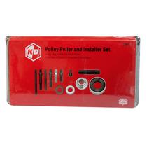 Extractor Juego De Polea Direccion Y Alternador Kd-tools