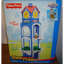 Geo Trax Torre Del Reloj Fisher Price Mattel