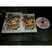 Mario Strikers Charged Completo Nintendo Wii,excelente.