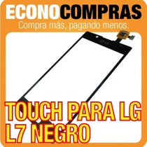 Touch Screen Para Lg L7 Color Negro 100% Nuevo!!!!!!!!!!!!!!