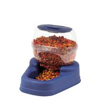 Alimentador Semi Automatico Perro Y Gato Comedero 2.7kg