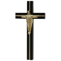 Cristo, Cruz, Crucifijo. Chapa De Oro $220.00