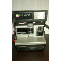 Camara Instantanea Polaroid Sun 600