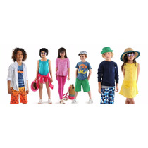 Lote De 50 Piezas Ropa Americana Para Niños 0 A 14 Años