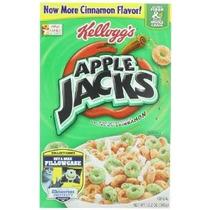 Apple Jacks Cereales Cajas 12,2 Onzas (paquete De 3)