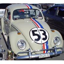 Herbie Calcomanías Decorativas Para Sedan Vw