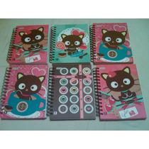 Libretas Varias De Chococat Coleccion Hello Kitty Remato!!