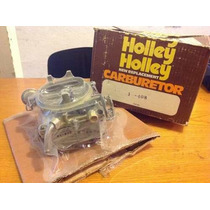 Carburador Holley 2245 2 Garganta Original Usa Remanu Holley