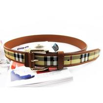 Preciosos Cinturones Unisex Varios Estilos