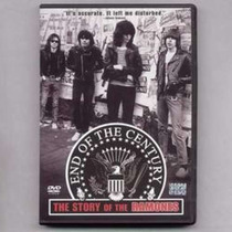 Ramones End Of The Century - The Story Of The Ra Dvd Nuevo