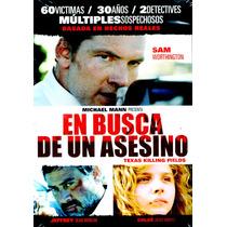 Dvd En Busca De Un Asesino (texas Killing Fields) 2011 - Ami