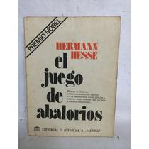El Juego De Abalorios 1 Vol Hermann Hesse