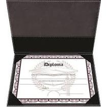 Carpetas Porta Reconocimientos Y Documentos En Curpiel