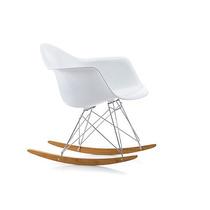 Silla Mecedora Mod Swing Wood By Eames Design