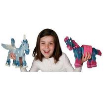 Caballos Y Unicornio Armables Juguetes Para Niños Foamy Bloc