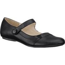 Zapato Colegial Mujer Teen Color Negro 1067651 Vv4