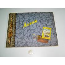 Antiguo Album Cerillos La Central Lleno 245