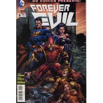 Dc Comics Presenta Forever Evil # 2 Editorial Televisa