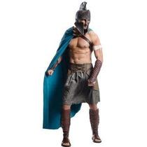 Disfraz De Gladiador, 300, Temistocles Para Adultos