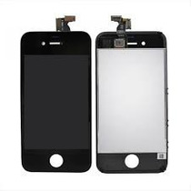 Lcd Pantalla Touch Iphone 4 4s Blanco Y Negro Envio A Todo M