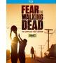 Fear The Walking Dead Temporada 1 - Bluray Importado Usa