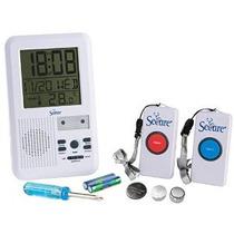 Asegure A Distancia Botón De Llamada Dual Enfermera Wireless
