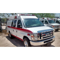 Ambulancias Tipo 2 6.0 Lts 2008 Turbo Disel Recien Importada