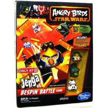 Angry Birds Star Wars Jenga Bespin Battle Game