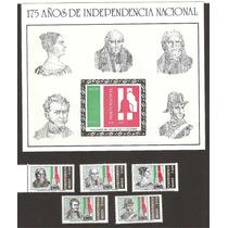 Estampilla 175 Aniversario Independencia 1985