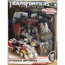 Striker Optimus Prime Leader Class Transformers Movie Dotm