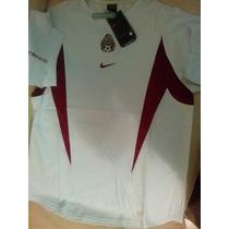 Playera Camisa Nike Federacion Mexicana De Futbol