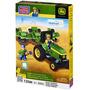 Mega Bloks Tractores John Deere Y Segadora 80831
