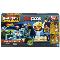 Tb Angry Birds Star Wars Telepods Star Destroyer Set