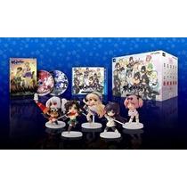 Senran Kagura Shinovi Versus Dx Pack Ps Vita Japonesa