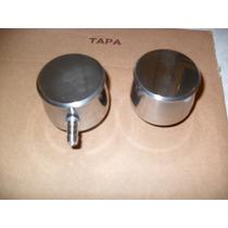 Filtros Respiradero De Aluminio Pulido Para Punterias
