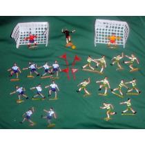 Figuras Futbol Pastel Chivas America Monitos Fiesta Tigres