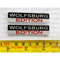 Emblemas Metálicos Señor Frog Vw Wolfsburg