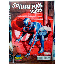 Spiderman 2099 #1 Variante De J.g. Jones