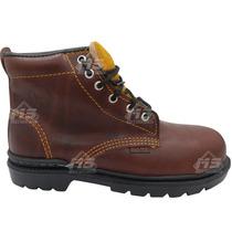 Zapato Bota Bufalo 250 Seguridad Industrial Casco De Acero