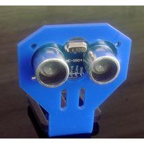 Sensor De Distancia Ultrasónico Hc-sr04 Con Base Arduino,pic