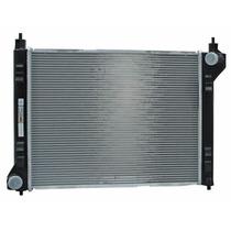 Radiador Aluminio Nissan Sentra 2013-2014 1.8l L4 Aut