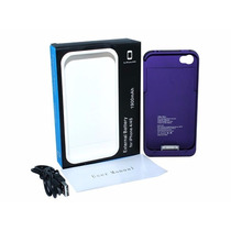 Funda Cargador Iphone 4 4spower Bank Bateria Extra Protector