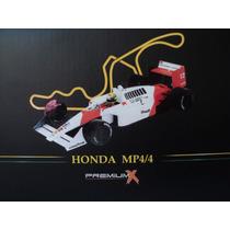 Fórmula 1 Mclaren Mp4-4 A. Senna Auto A Escala