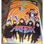 Comic Rock N Roll 1991 Anthrax Faith No More Raro Hm4