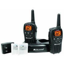 Radios Midland Lxt500vp3 22-channel Gmrs With 24-mile Range