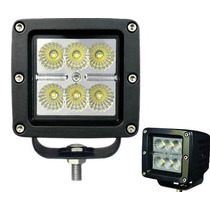 Faro Barra Led Cree 24w Dually Para Jeep Rzr Moto Can Am 4x4