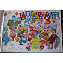 Album Carnaval De Hanna Barbera Lleno Y En Excelentes Condic