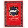 Catálogo Atari 49 Juegos Atari 80s