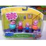 Paquete De La Familia De Peppa Pig Son 100% Originales !!!!!