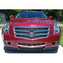 Cadillac Cts Cady Cromo De Parrilla Elegantes Importados